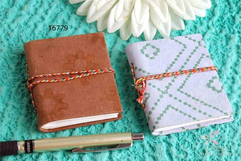Bahi notebook in handmade paper at  Sangeeta Enterprises