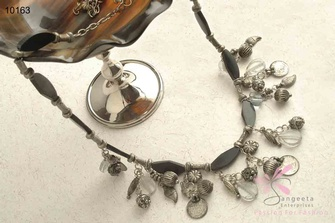 Fashion Necklaces Online at Sangeeta Enterprises - Fashion Jewellery Manufacturers India