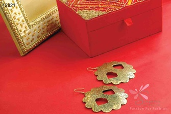 Designer Dangler Earrings Online at Sangeeta Enterprises