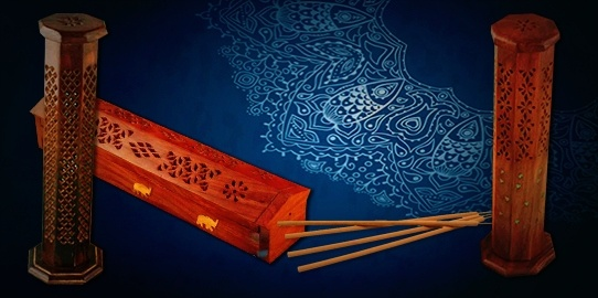 Wooden Incense Stick Holder by Sangeeta Enterprises
