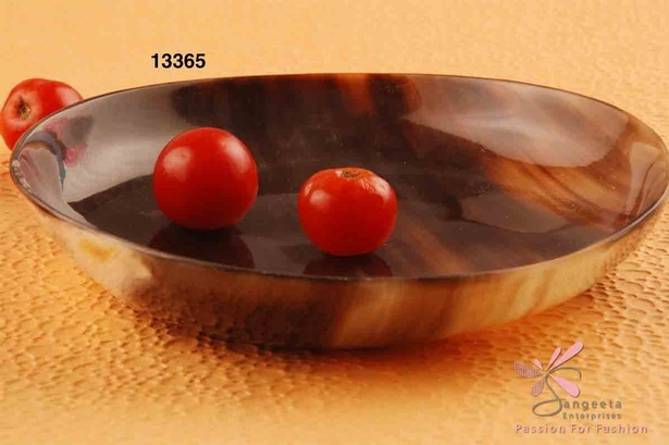 Stunning Bowl in Honey colour - Fruit Bowls by Sangeeta Enterprises
