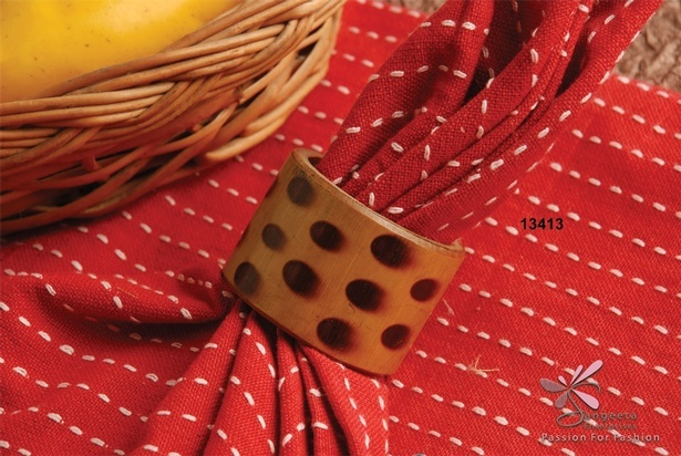 Napkin ring made of wood - Tableware products by Sangeeta Enterprises
