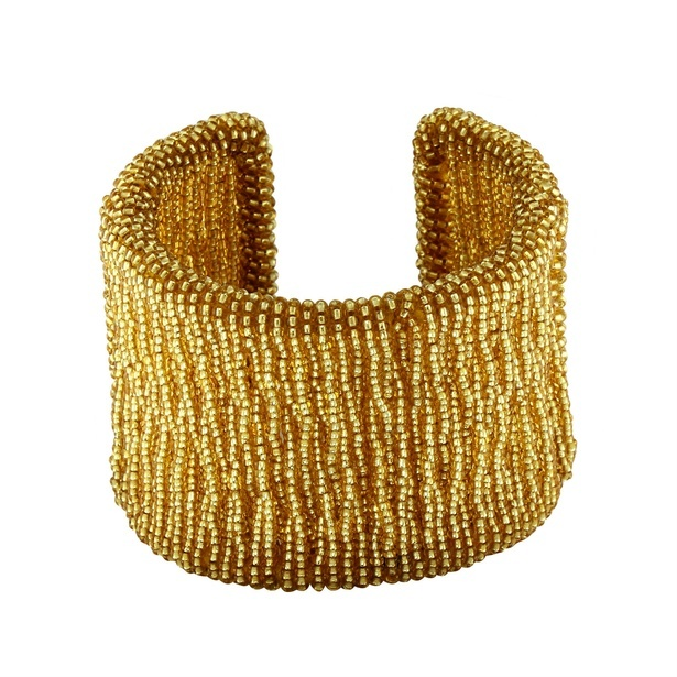Gold Potay Bangle by Sangeeta Enterprises - Fashion Jewellery Manufacturers in India