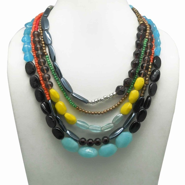 Fancy Artificial Necklace by Sangeeta Enterprises - Fashion Jewellery suppliers in India