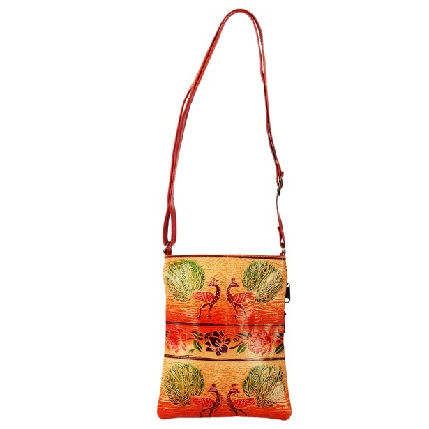 Mayur Design Multi-Color Sling Bag - Stylish Sling Bags by Sangeeta Enterprises
