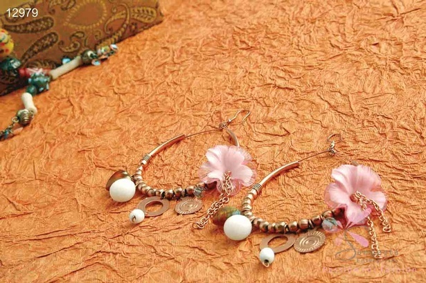 Fancy Dangle earrings online at Sangeeta Enterprises